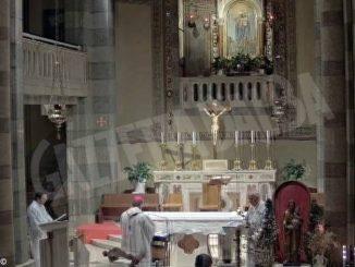 Preghiera alla Vergine Maria dal santuario della Moretta 2