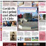 Le notizie principali del numero in edicola dal 10 marzo