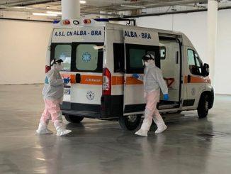 Arrivato il primo paziente nella storia dell'ospedale di Verduno
