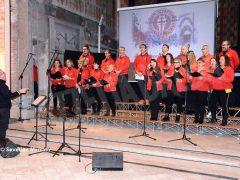 Iniziata la rassegna di cori di Alba, Langhe e Roero in San Domenico 2