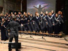 Iniziata la rassegna di cori di Alba, Langhe e Roero in San Domenico 6