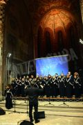 Iniziata la rassegna di cori di Alba, Langhe e Roero in San Domenico 7