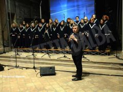 Iniziata la rassegna di cori di Alba, Langhe e Roero in San Domenico 4