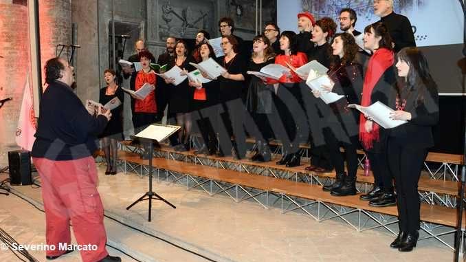 Iniziata la rassegna di cori di Alba, Langhe e Roero in San Domenico 8