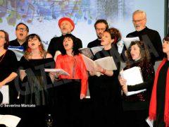 Iniziata la rassegna di cori di Alba, Langhe e Roero in San Domenico 9