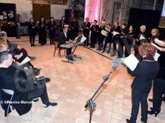 Iniziata la rassegna di cori di Alba, Langhe e Roero in San Domenico 10