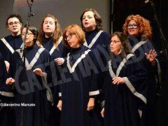 Iniziata la rassegna di cori di Alba, Langhe e Roero in San Domenico 12