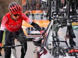 Diego Rosa si è ritirato dalla Parigi-Nizza