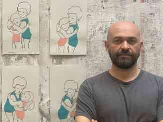 Raccolti oltre 140 mila euro con i disegni di Valerio Berruti per l'ospedale di Verduno