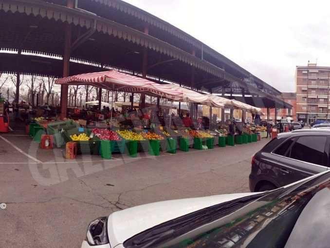 Le restrizioni per i mercati rionali decise dal Comune di Alba