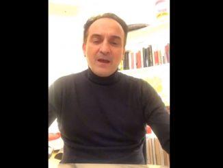 """Coronavirus, Cirio: """"Servono maggiori aiuti a imprese e professionisti; Coccolo commissario straordinario in Piemonte"""""""