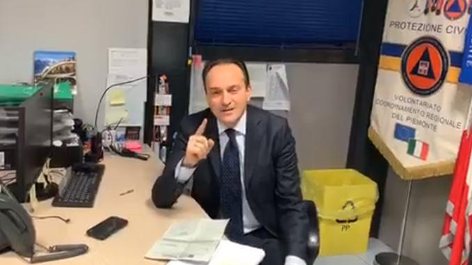 """Coronavirus in Piemonte, 53 persone positive. Il presidente Cirio: """"Non dobbiamo abbassare la guardia"""""""