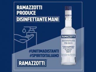 A Canelli lo stabilimento Amaro Ramazzotti produce disinfettante