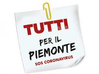 Dimar sostiene il Piemonte nella lotta al coronavirus