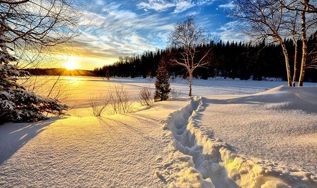 Meteo, torna la neve sul basso Piemonte