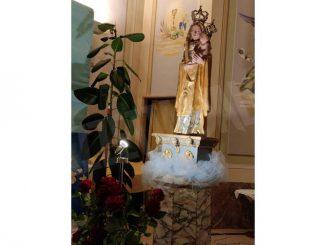 Canale: la Madonna di Mombirone spostata nella cappella parrocchiale