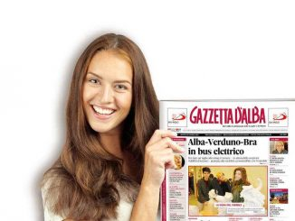 #iorestoacasa e leggo Gazzetta d'Alba: offerta speciale