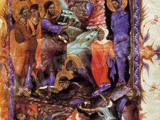 L'amico Lazzaro rivela Gesù nella sua piena umanità