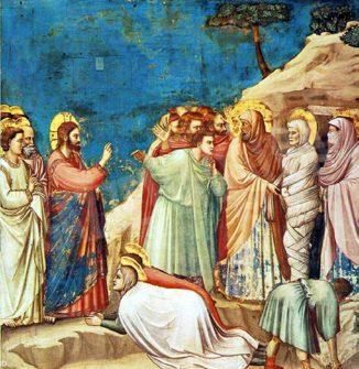 Il sussidio per il 29 marzo, quinta domenica di Quaresima
