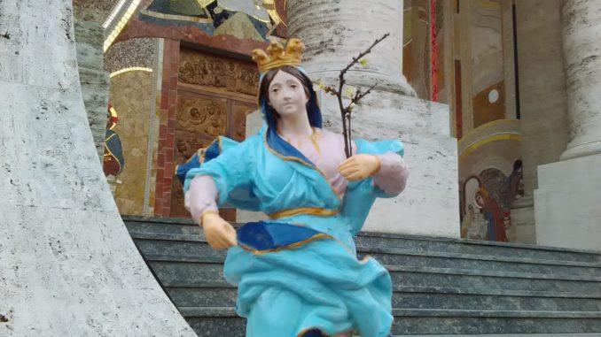 Santuario della Madonna dei fiori: domani alle 10.30 messa in diretta Facebook