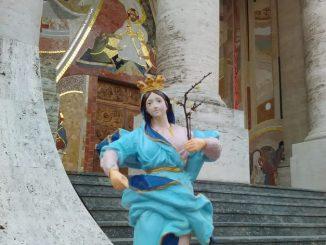 Santuario della Madonna dei fiori: domani alle 10.30 messa in diretta Facebook 1