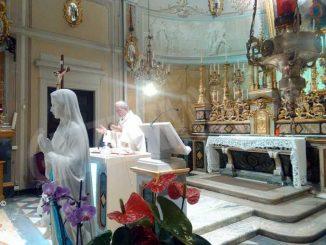 Festa dell'Annunciazione: messa in streaming dal santuario della Madonna dei fiori