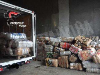 Droga, l'operazione One million tocca anche Torino con arresti e sequestri