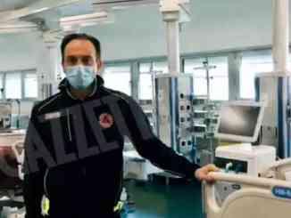 Verduno è operativo, oggi arrivano i primi ammalati di coronavirus