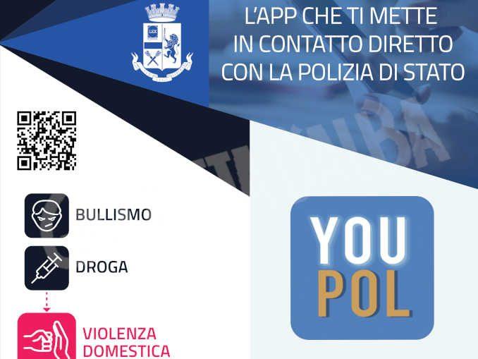L'App della Polizia per segnalare spaccio e bullismo si apre anche ai reati di violenza domestica