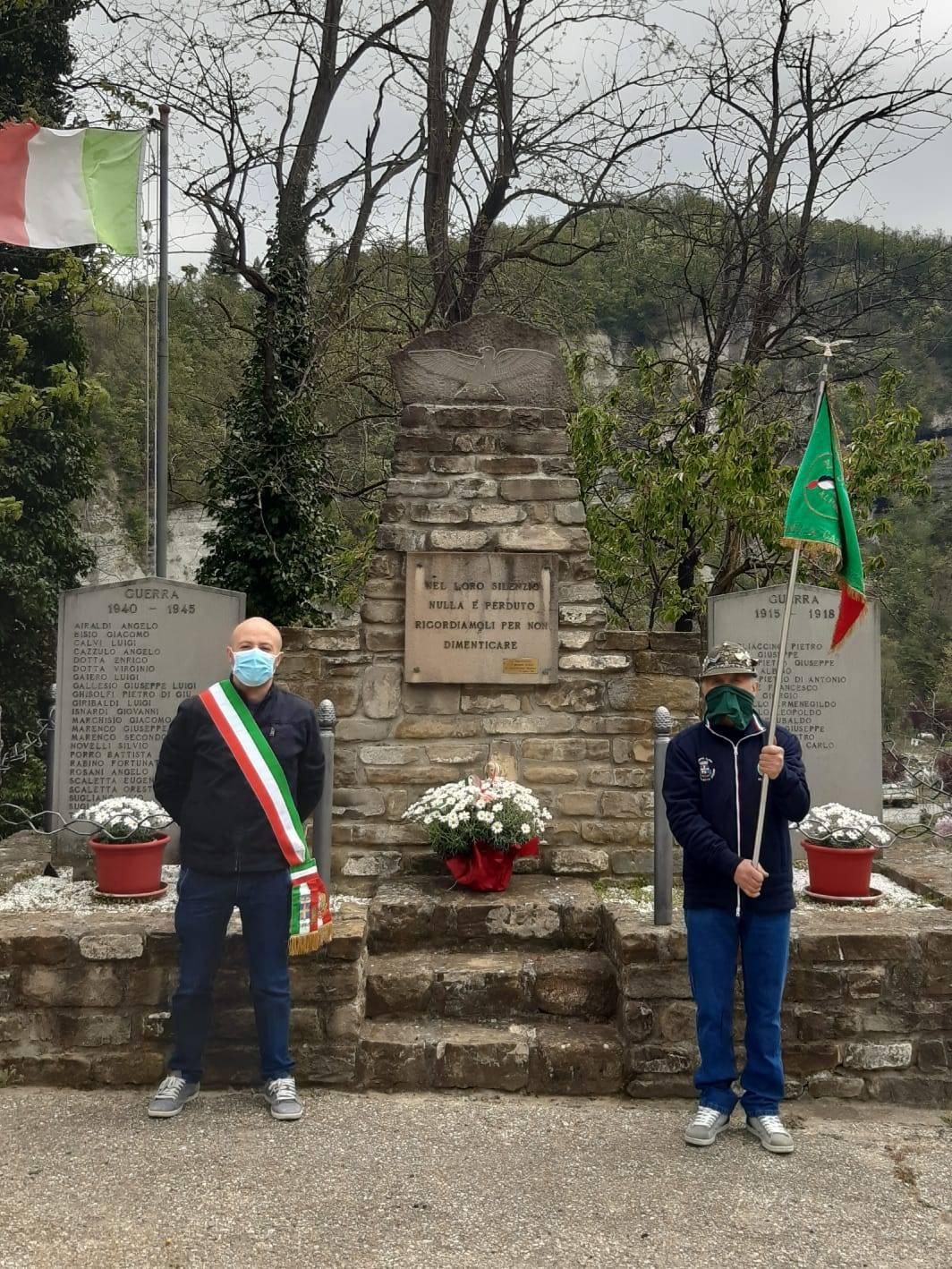 25 aprile Castelletto Uzzone