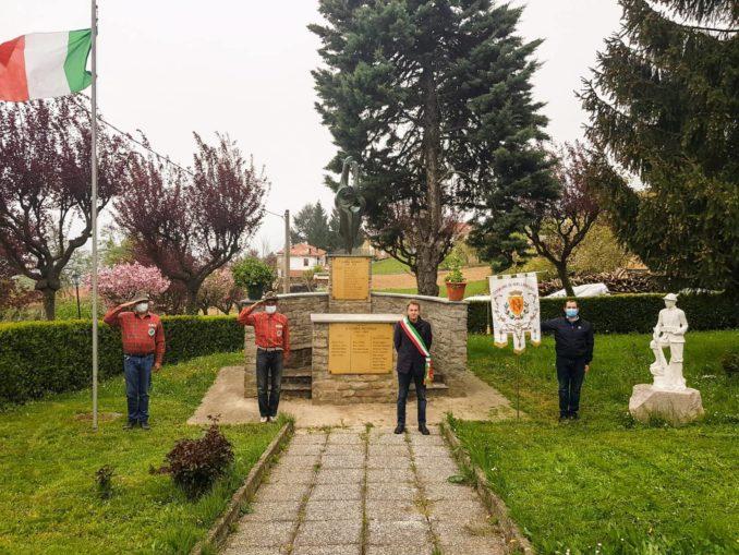 Il 25 aprile nei paesi dell'unione montana Alta Langa 1