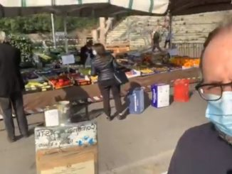 Mercato ad Asti in piazza Campo del palio: ecco come è stato organizzato
