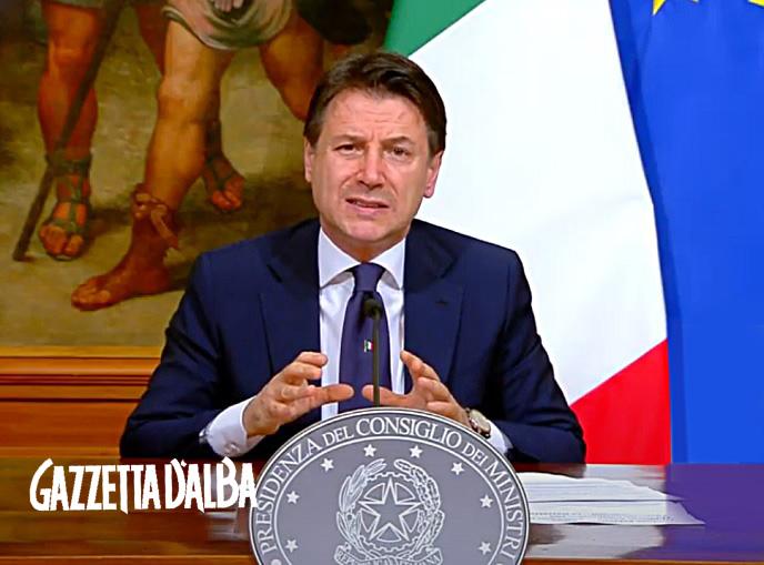 Conte – Conferenza del 26 aprile 2020