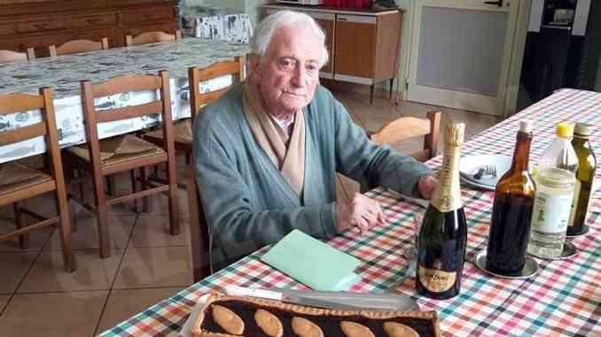 Don Livio Greppi, salesiano e prete operaio, ha compiuto 94 anni