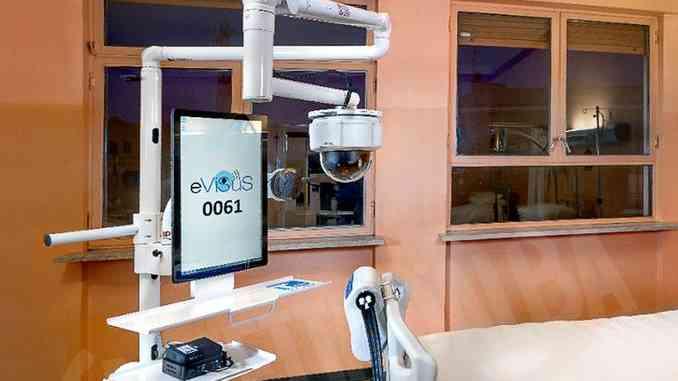 La telemedicina per monitorare i pazienti positivi al coronavirus