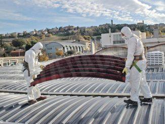 Nel 2019 eliminati 25.844 kg  di amianto: ora nuovi contributi
