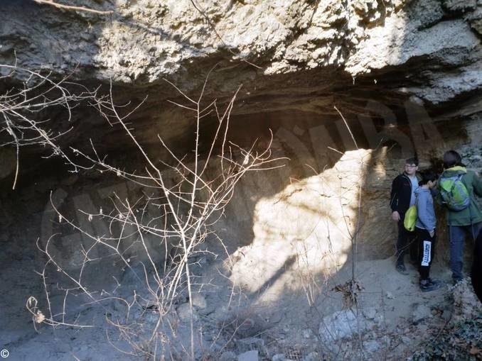 Percorsi a piedi e in bici tra antiche cave di gesso