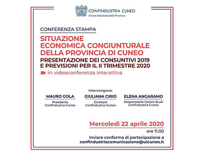 Invito Conf stampa 22-4-2020