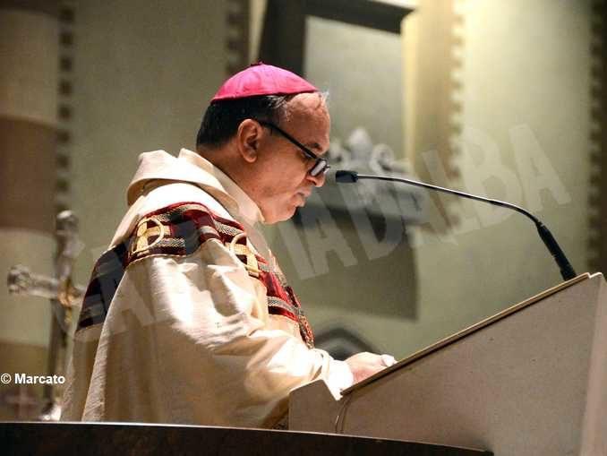 Gli auguri del vescovo Brunetti per la Pasqua 2020: «Celebriamo la vittoria della vita sulla morte» 1