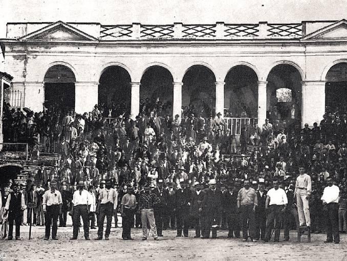 Mermet foto storica