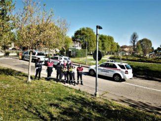Bra: controlli dall'alto con i droni dell'Associazione Carabinieri 1