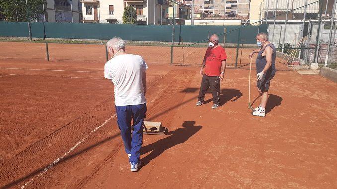 Tennis Club Bra: tutto pronto per iniziare, ma c'è l'epidemia…