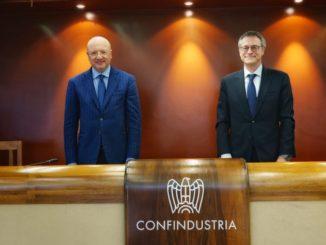 Carlo Bonomi nuovo presidente di Confindustria