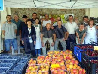 Mercato della terra di Bra: i produttori consegnano la spesa a domicilio