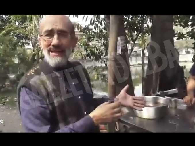 Don Renato Rosso, missionario in Bangladesh