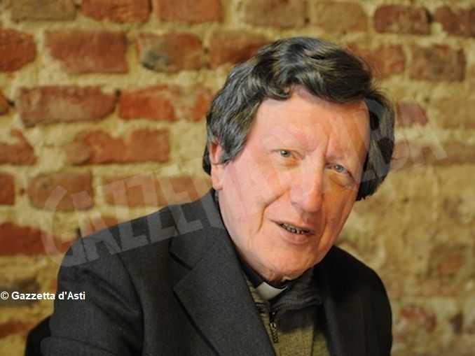 Addio a don Vittorio Croce, storico direttore della Gazzetta d'Asti