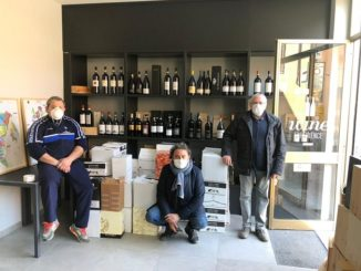 I produttori di WinExperience donano centinaia di bottiglie a Caritas, Asava e Ottolenghi