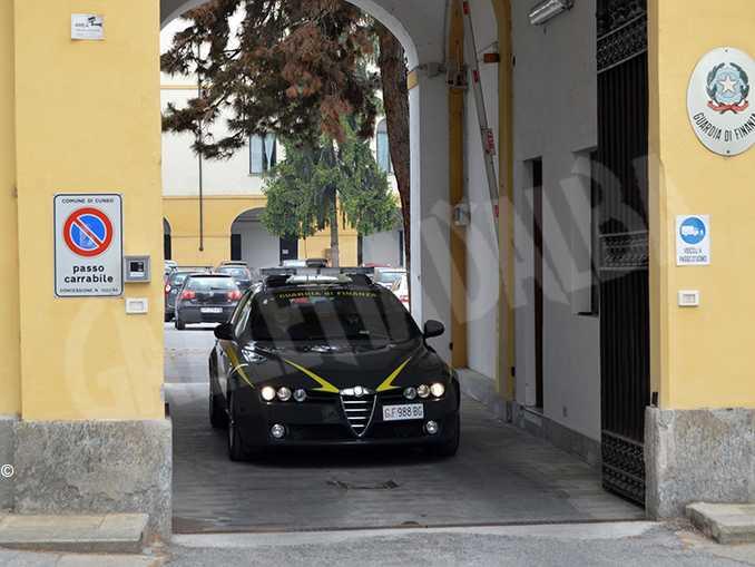 guardia finanza Cuneo