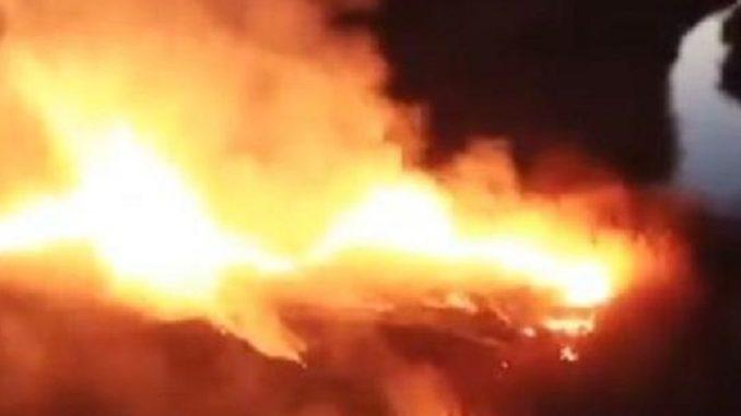 Incendi Chernobyl: Arpa, nessun aumento di radioattività