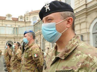 Coronavirus, operativi altri 25 infermieri militari in Piemonte